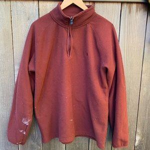 The North Face Men's 1/4 Zip Jacket Fleece